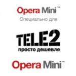 Безлимитная Опера Мини на Теле2: как подключить или отключить опцию?