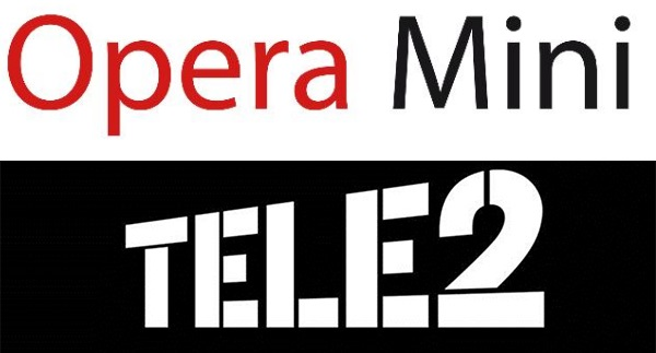 Теле2 и Opera mini