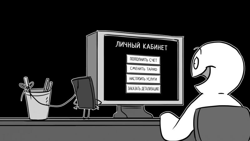 Личный кабинет Теле2 - описание